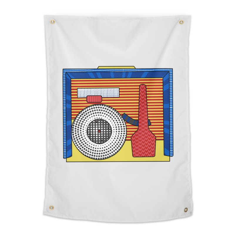 Everlasting Music Home Tapestry by Jungle Girl Designs