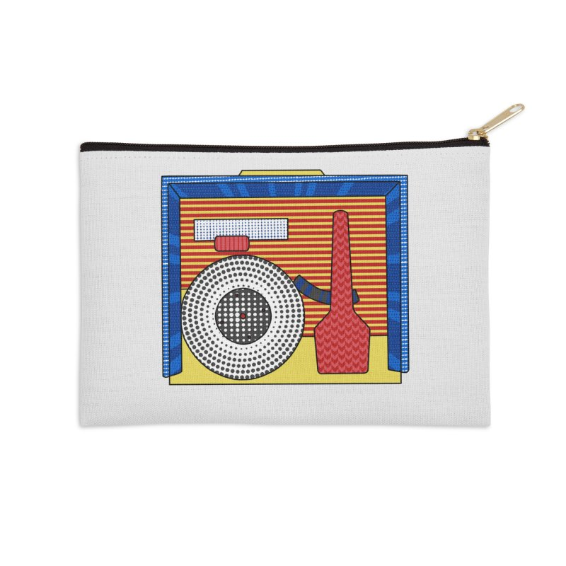 Everlasting Music Accessories Zip Pouch by Jungle Girl Designs