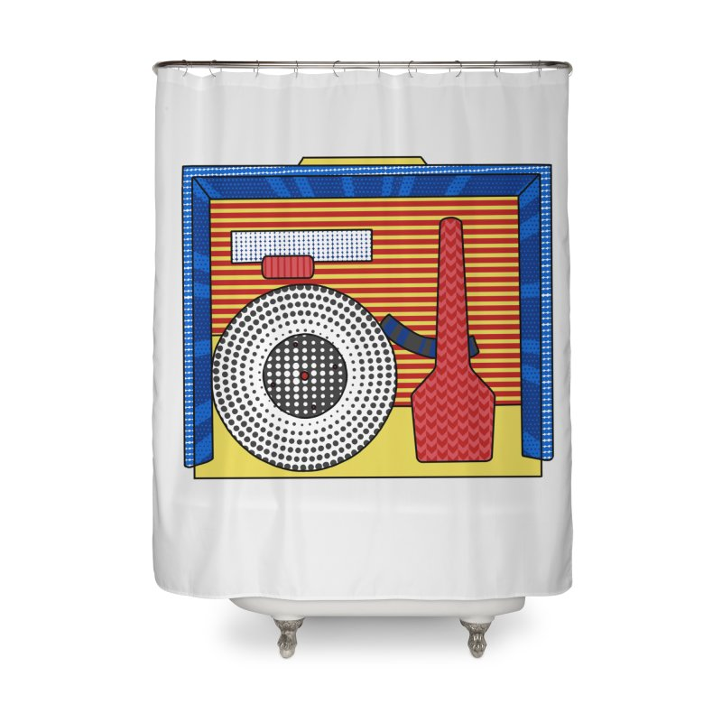 Everlasting Music Home Shower Curtain by Jungle Girl Designs