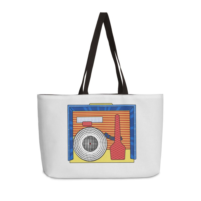 Everlasting Music Accessories Bag by Jungle Girl Designs