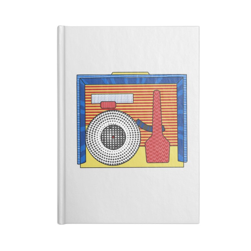 Everlasting Music Accessories Notebook by Jungle Girl Designs