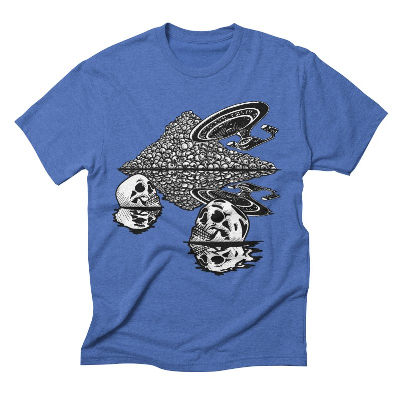 The Best of Both Worlds Men's T-Shirt by Jungle Girl Designs