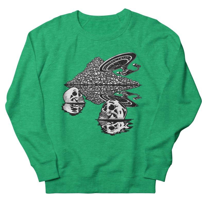 The Best of Both Worlds Women's Sweatshirt by Jungle Girl Designs