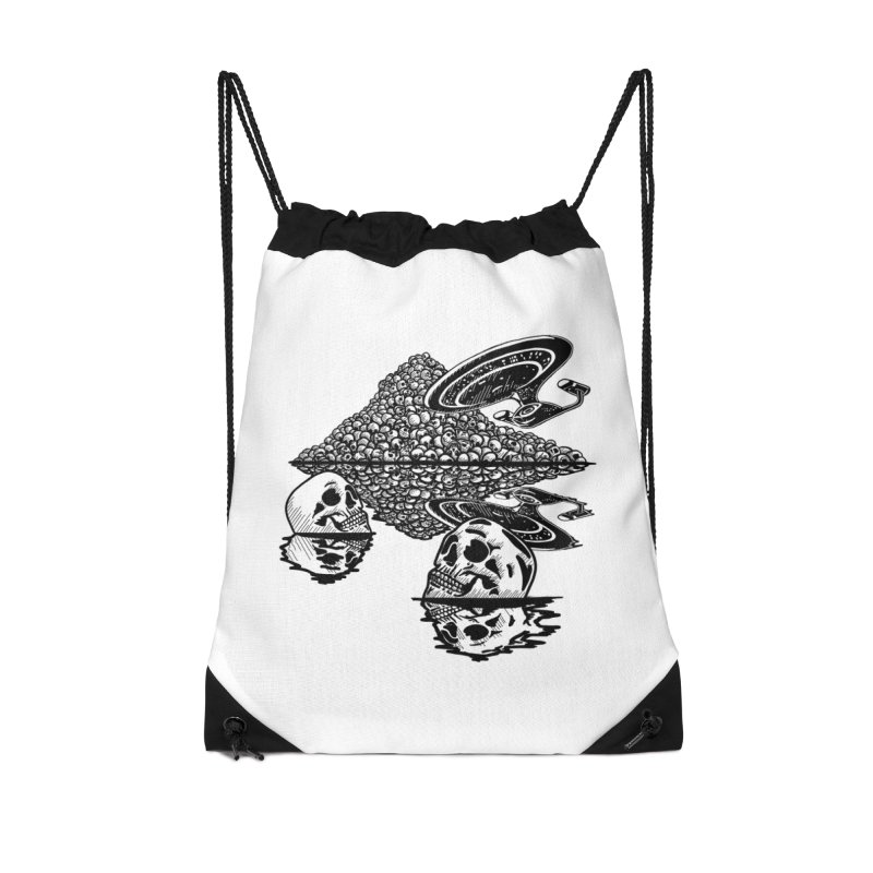 The Best of Both Worlds Accessories Bag by Jungle Girl Designs
