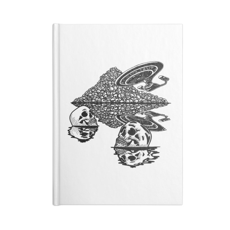 The Best of Both Worlds Accessories Notebook by Jungle Girl Designs