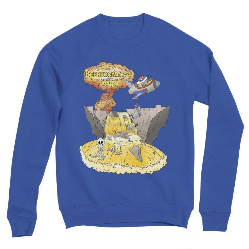 Beerpocalypse 2019 Men's Sweatshirt by Jungle Girl Designs