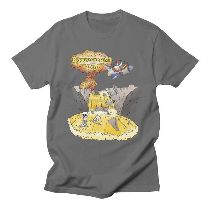 Beerpocalypse 2019 Men's T-Shirt by Jungle Girl Designs