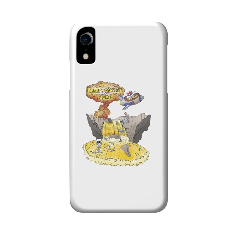 Beerpocalypse 2019 Accessories Phone Case by Jungle Girl Designs