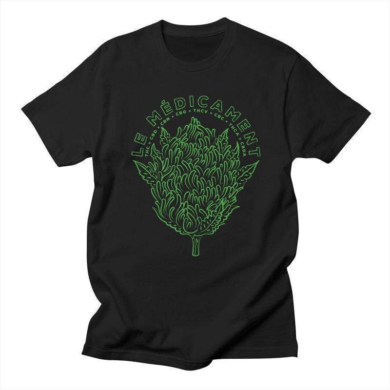 Le Médicament Women's Regular Unisex T-Shirt by junior's Artist Shop
