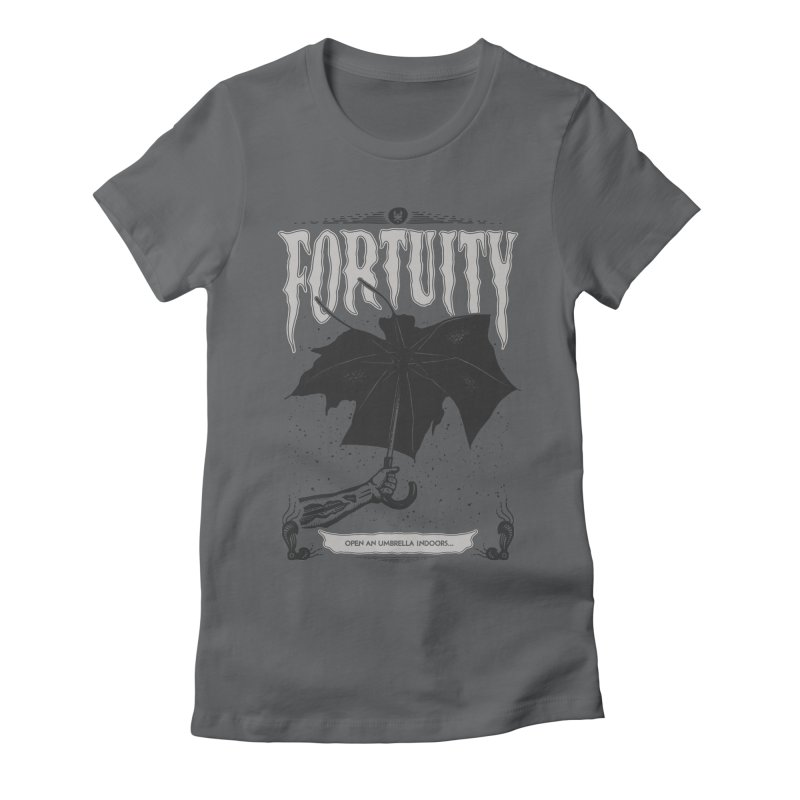 Fortuity_03 Women's Fitted T-Shirt by junkart's Artist Shop