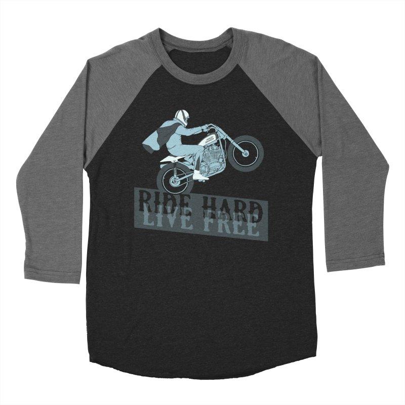 Evel Men's Baseball Triblend T-Shirt by junkers's Shop