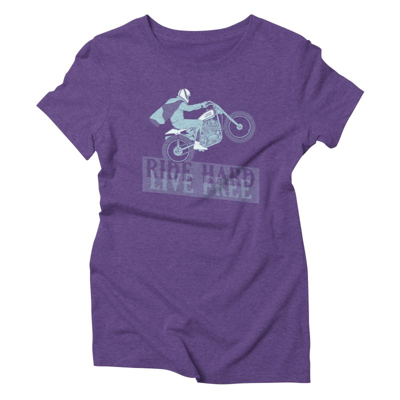 Evel Women's Triblend T-Shirt by junkers's Shop