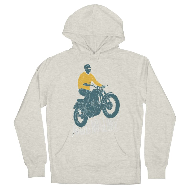 no guts, no glory Men's Pullover Hoody by junkers's Shop