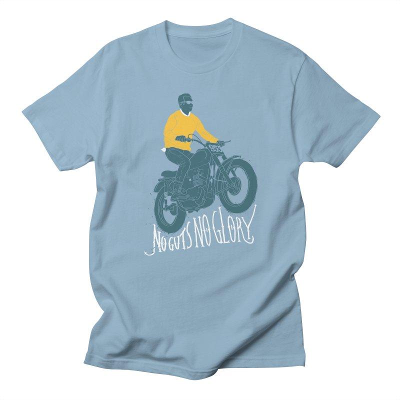 no guts, no glory Men's T-Shirt by junkers's Shop