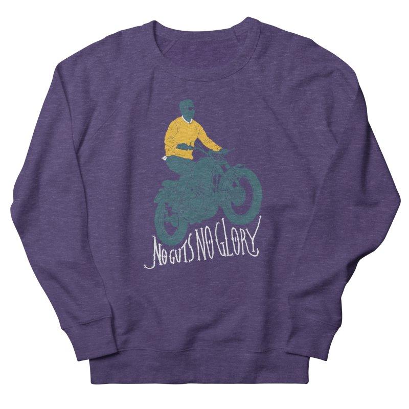 no guts, no glory Women's Sweatshirt by junkers's Shop