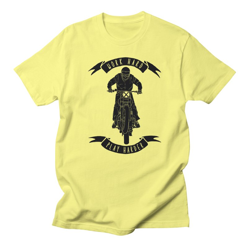 harder Men's T-shirt by junkers's Shop