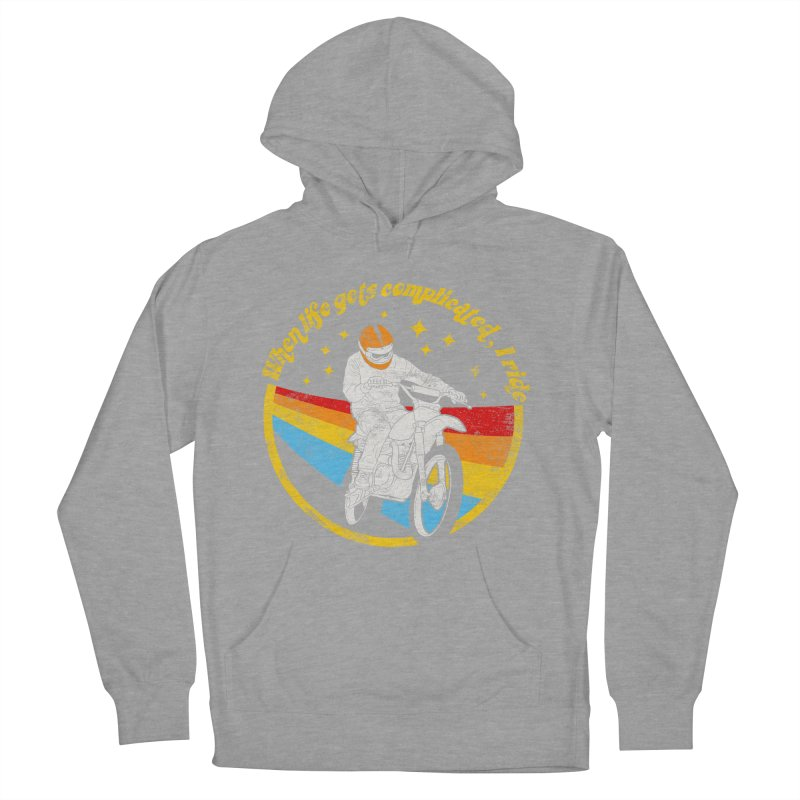 complicated Women's Pullover Hoody by junkers's Shop