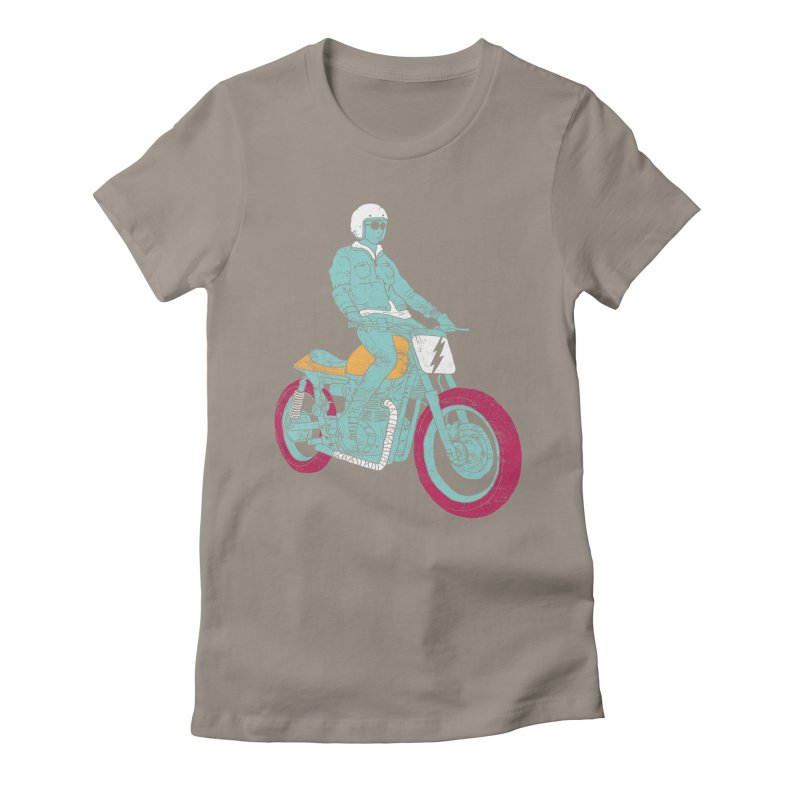 normal Women's Fitted T-Shirt by junkers's Shop