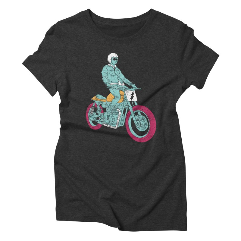 normal Women's Triblend T-shirt by junkers's Shop