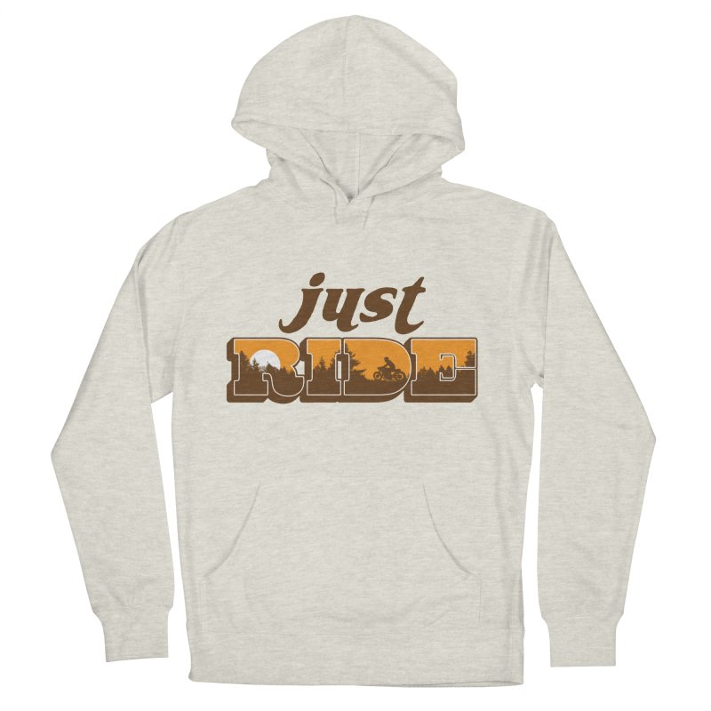 just ride Men's Pullover Hoody by junkers's Shop