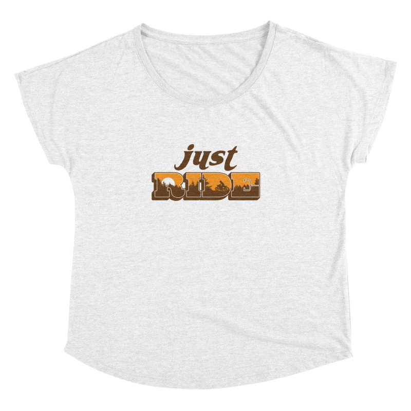 just ride Women's Dolman by junkers's Shop