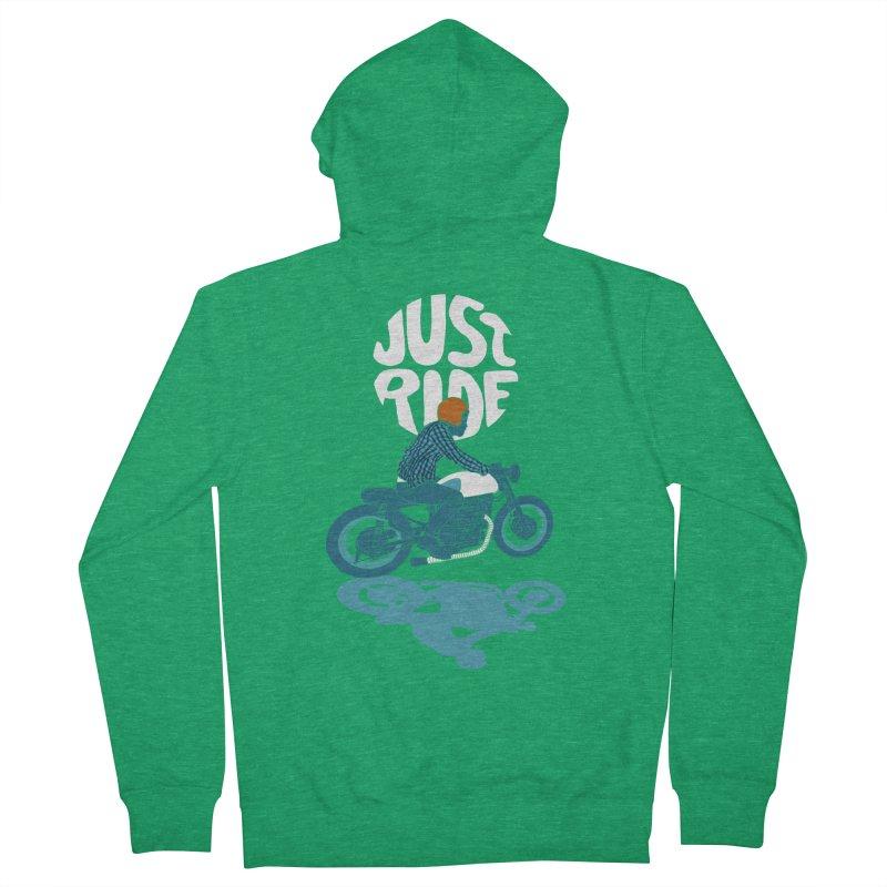 jr Men's Zip-Up Hoody by junkers's Shop