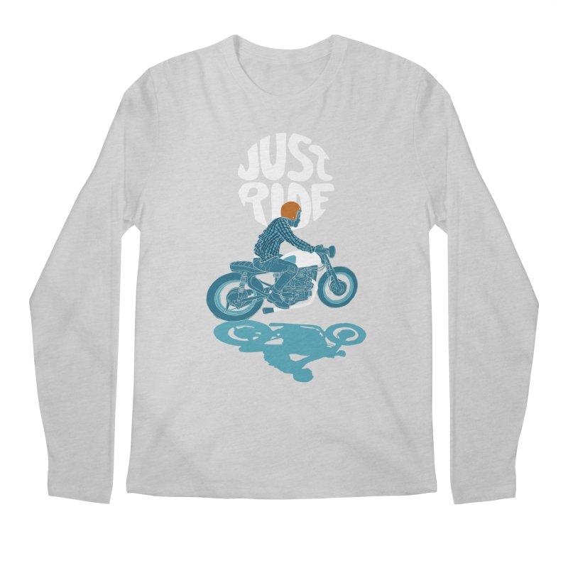 jr Men's Longsleeve T-Shirt by junkers's Shop