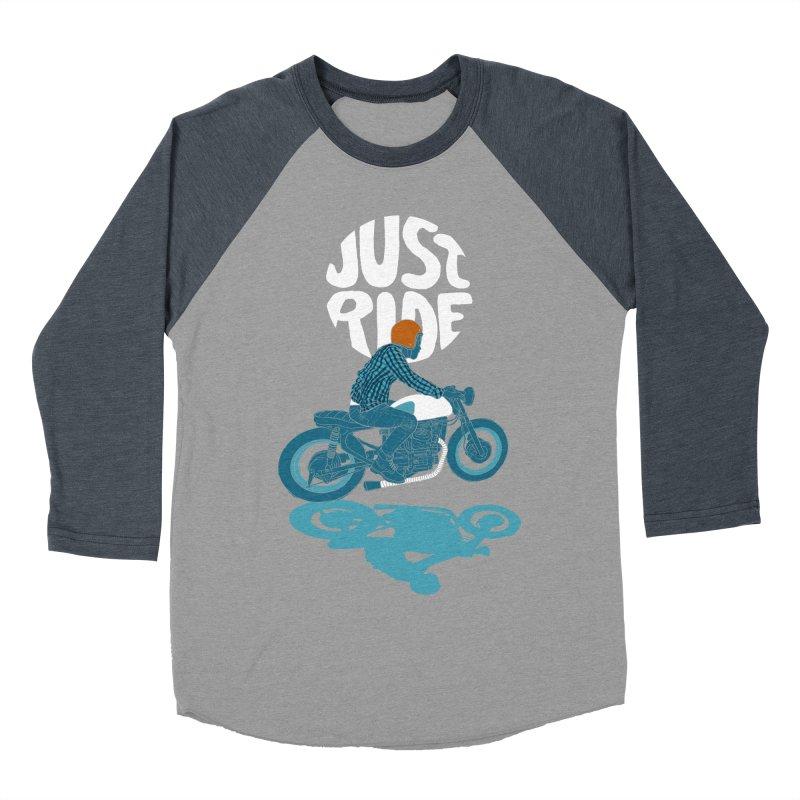 jr Women's Baseball Triblend T-Shirt by junkers's Shop