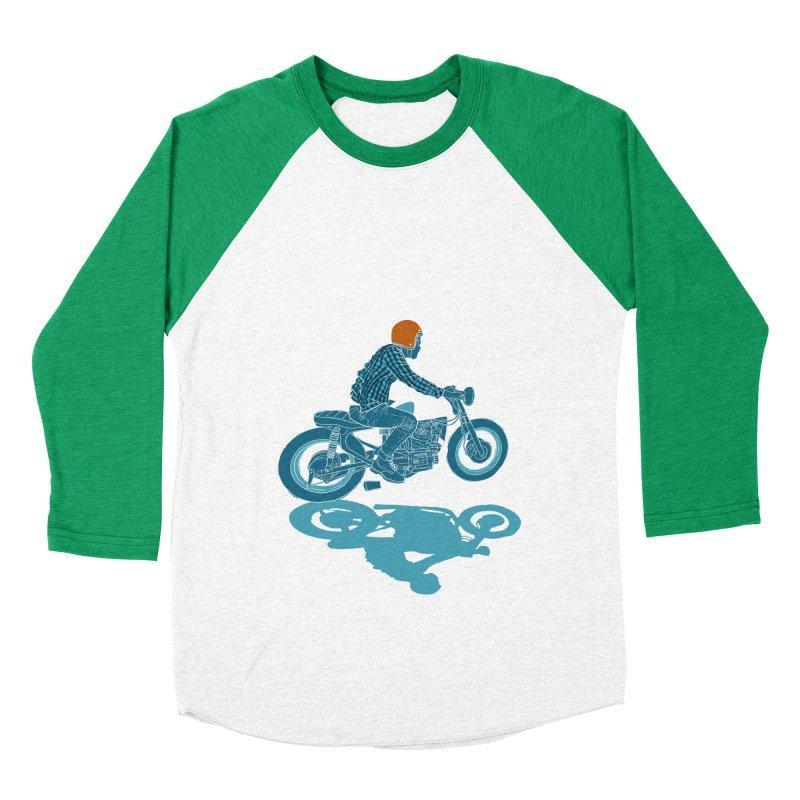 jr Men's Baseball Triblend T-Shirt by junkers's Shop