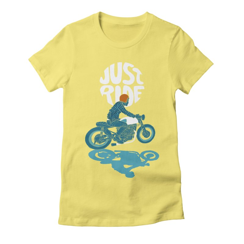 jr Women's Fitted T-Shirt by junkers's Shop