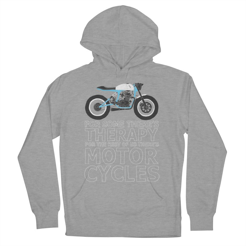 motorcycles Women's Pullover Hoody by junkers's Shop