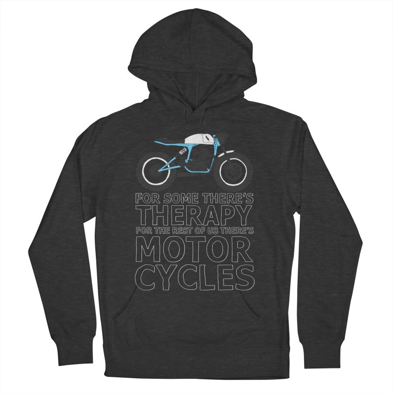 motorcycles Men's Pullover Hoody by junkers's Shop