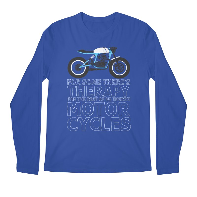 motorcycles Men's Longsleeve T-Shirt by junkers's Shop