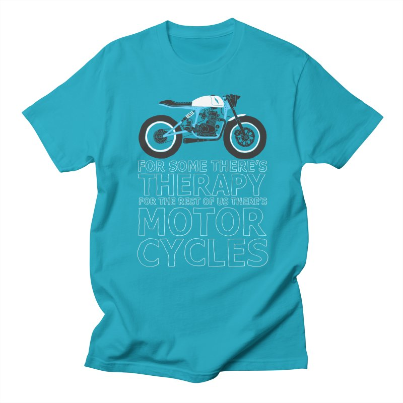 motorcycles Men's T-shirt by junkers's Shop