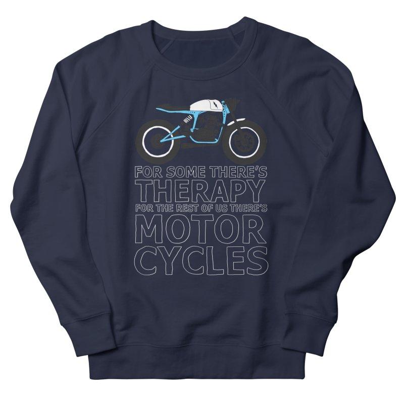 motorcycles Men's Sweatshirt by junkers's Shop