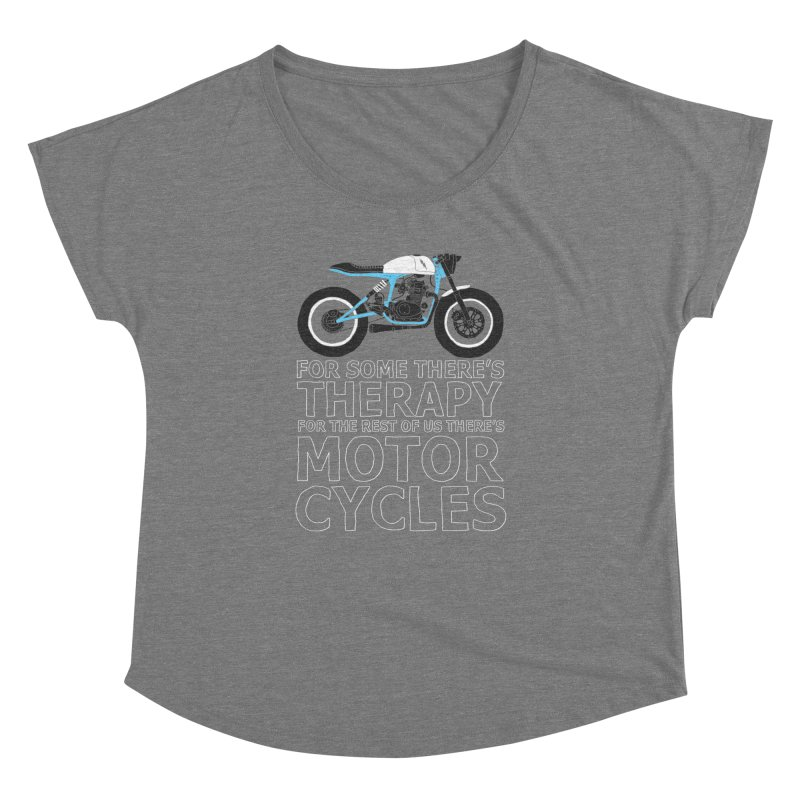 motorcycles Women's Dolman by junkers's Shop