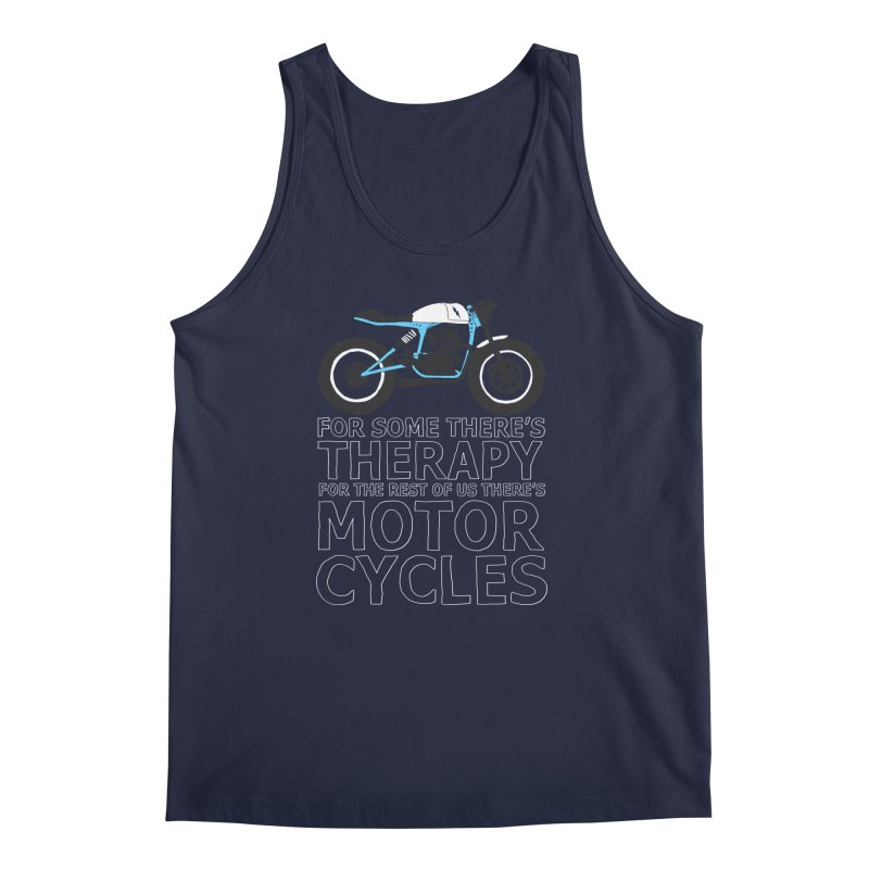 motorcycles Men's Tank by junkers's Shop
