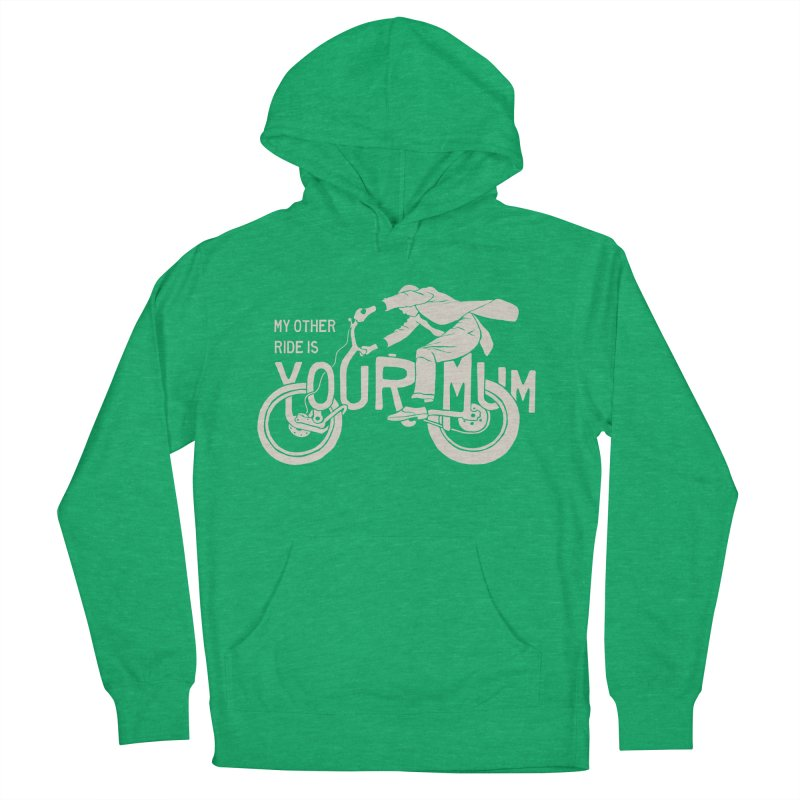 other ride Men's Pullover Hoody by junkers's Shop