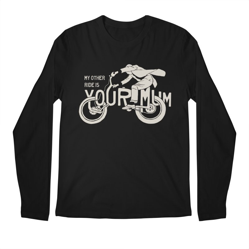 other ride Men's Longsleeve T-Shirt by junkers's Shop