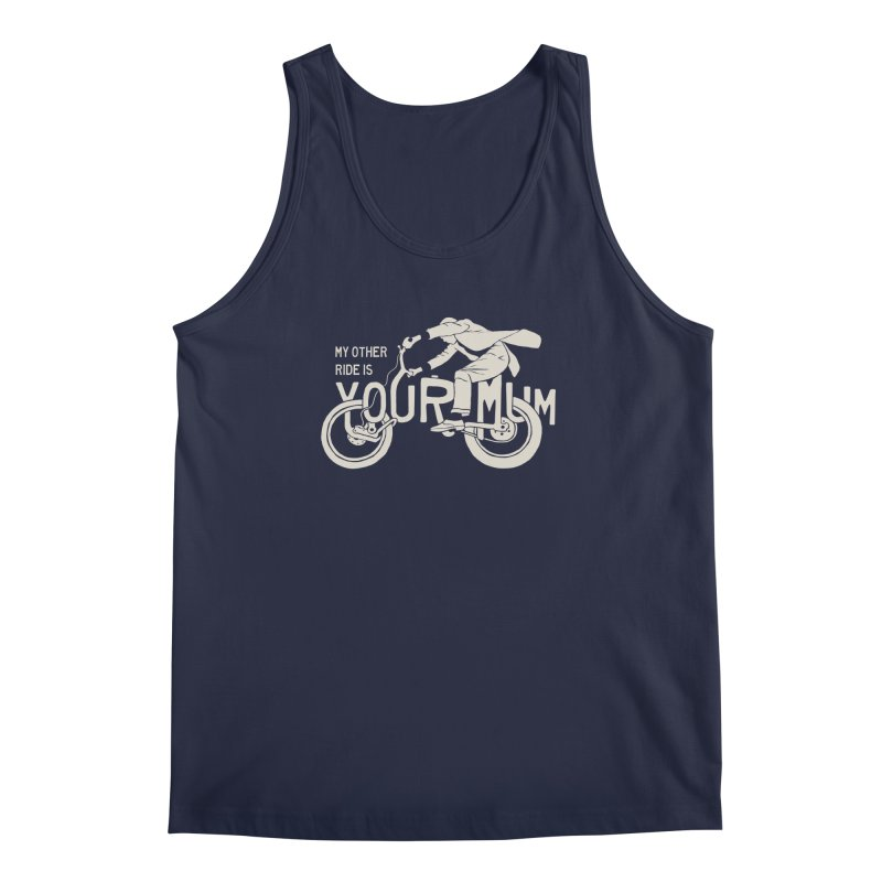 other ride Men's Tank by junkers's Shop