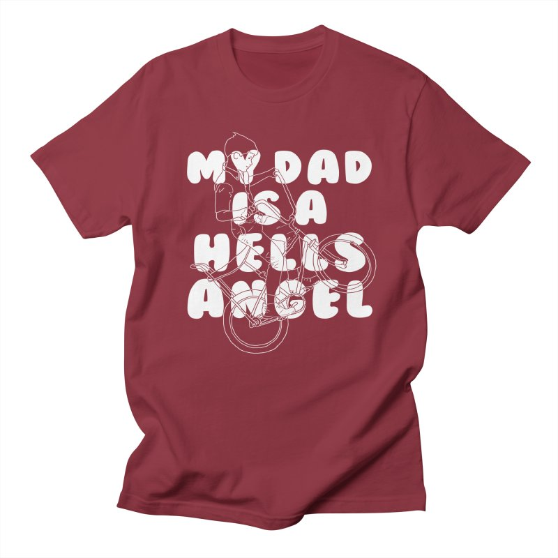 angel Men's T-shirt by junkers's Shop