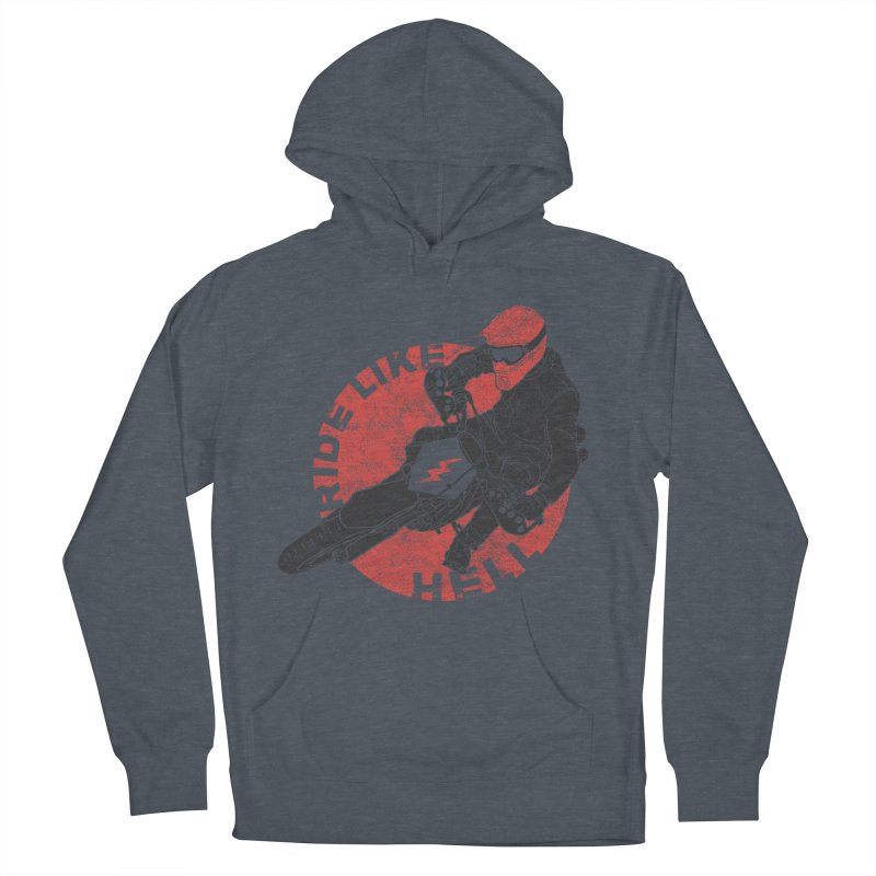 supermoto Men's Pullover Hoody by junkers's Shop
