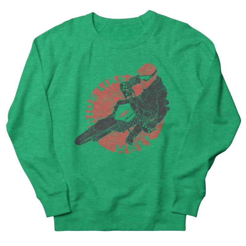 supermoto Men's Sweatshirt by junkers's Shop