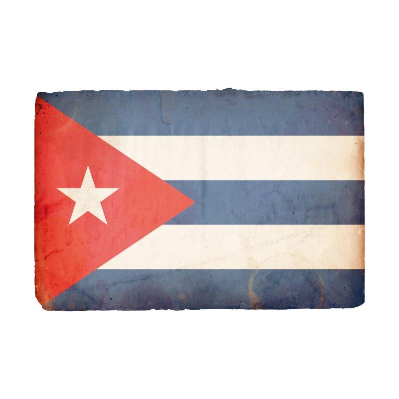 Vintage Cuban Flag Men's T-Shirt by Cuba Junky's Gift Shop