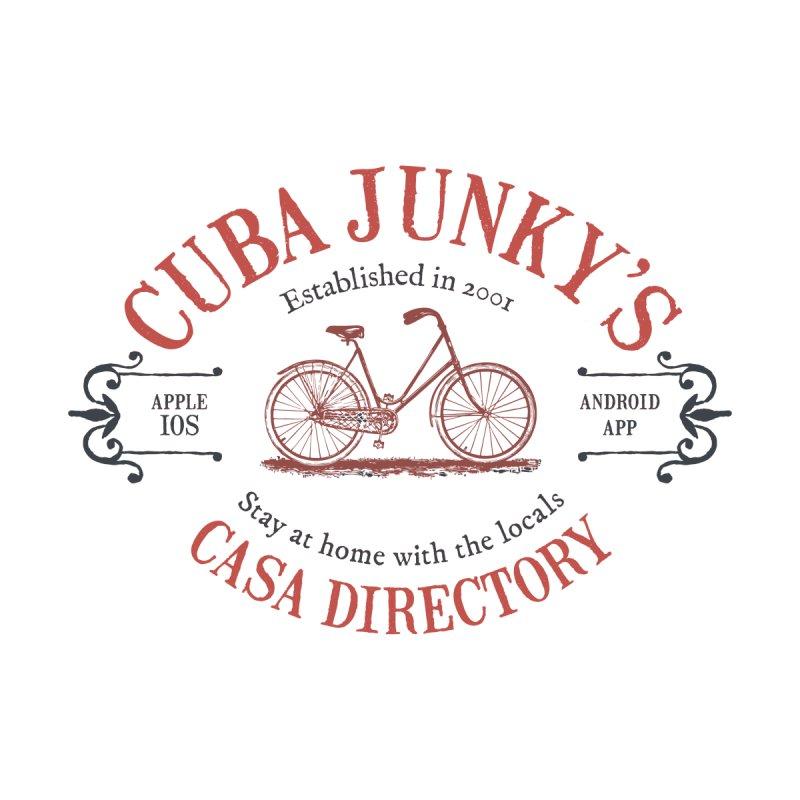 Cuba Junky's Casa Directory Men's T-Shirt by Cuba Junky's Gift Shop