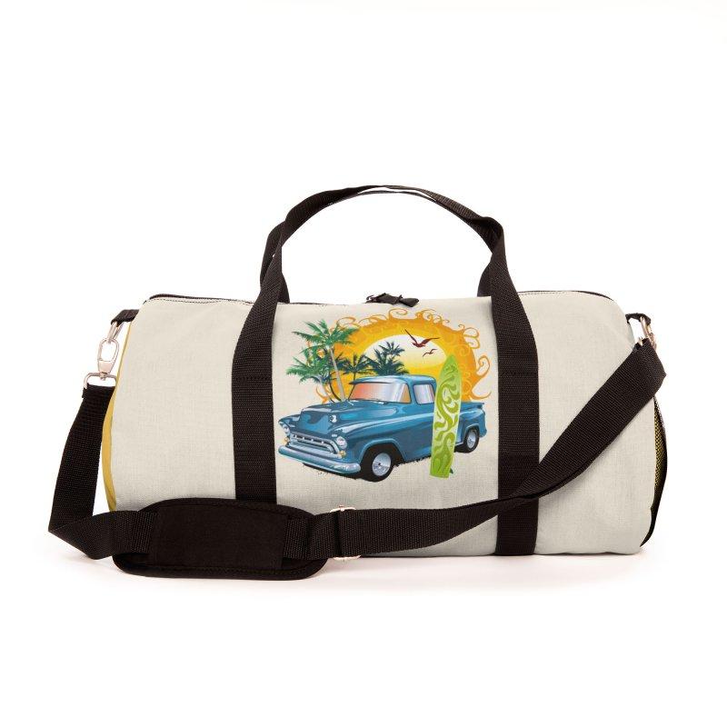 Cuba Vintage Pickup Car Accessories Bag by Cuba Junky's Gift Shop