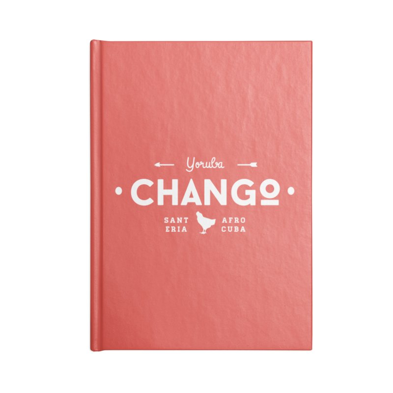 Chango Accessories Notebook by Cuba Junky's Gift Shop