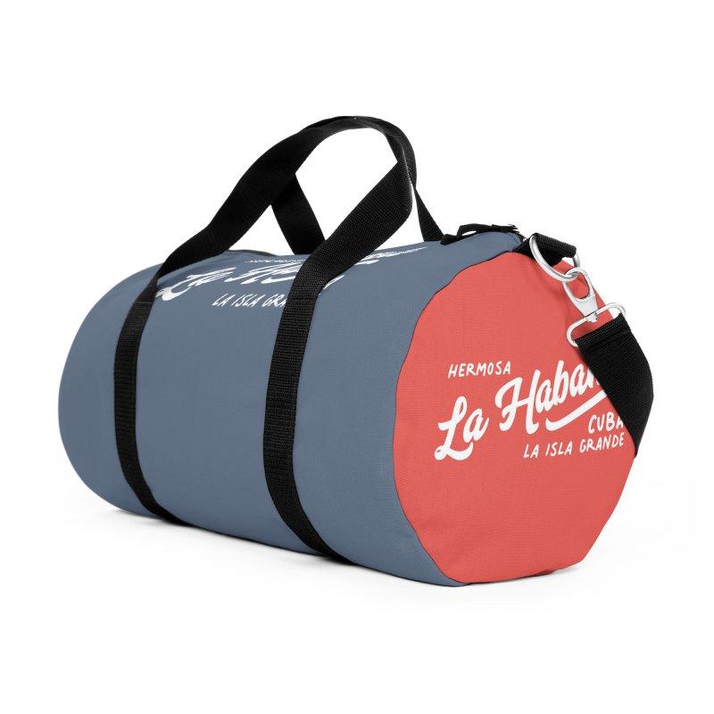 La Habana Cuba Accessories Bag by Cuba Junky's Gift Shop