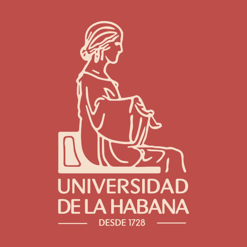 Universidad De La Habana Accessories Sticker by Cuba Junky's Gift Shop