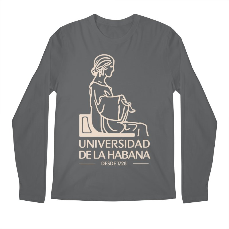 Universidad De La Habana Men's Longsleeve T-Shirt by Cuba Junky's Gift Shop